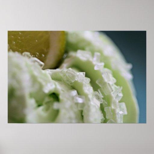 Margarita-Kuchen-Nahaufnahme-Foto-Plakat
