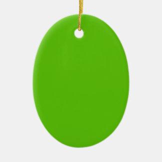 Margarita Limon-Säure lindgrüne im Norden Keramik Ornament