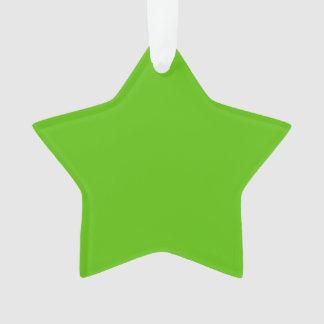 Margarita Limon-Säure lindgrüne im Norden Ornament