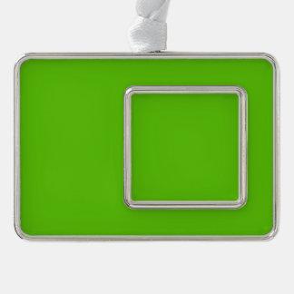 Margarita Limon-Säure lindgrüne im Norden Rahmen-Ornament Silber