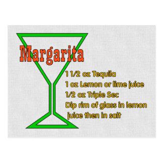 Margarita Postkarte