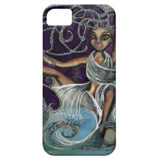 Margarita wickelte im ewigen Wasser ein iPhone 5 Case