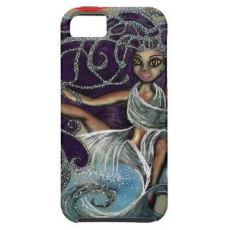 Margarita wickelte im ewigen Wasser ein iPhone 5 Hülle