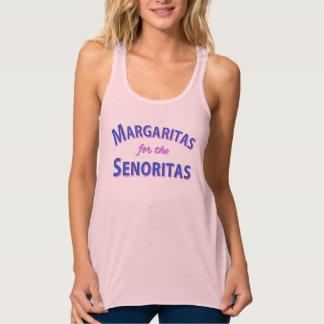 Margaritas für die Senoritas Tank Top