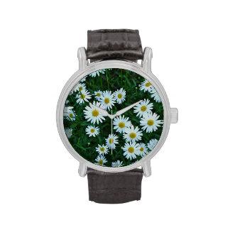 Marguerites Armbanduhr