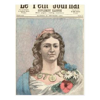 Marianne Postkarte