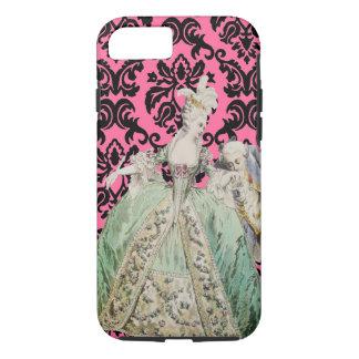 Marie Antoinette ÄNDERUNGS-FARBE - iPhone 8/7 Hülle