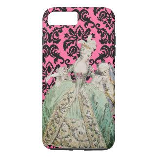 Marie Antoinette ÄNDERUNGS-FARBE - iPhone 8 Plus/7 Plus Hülle