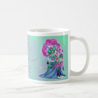 """Marie Antoinette """"der Liebling, gelassen ihnen Kaffeetasse"""