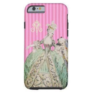 Marie Antoinette - iPhone6/6s/Wappen-Krone Tough iPhone 6 Hülle