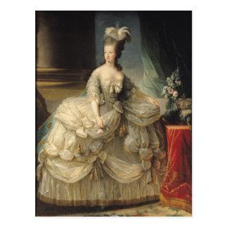 Marie Antoinette Königin von Frankreich, 1779 Postkarte