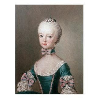 Marie Antoinette Postkarte