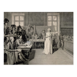 Marie-Antoinette von Habsburger-Lothringen 2 Postkarte