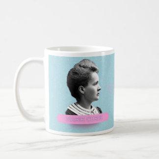 Marie Curie-historische Tasse