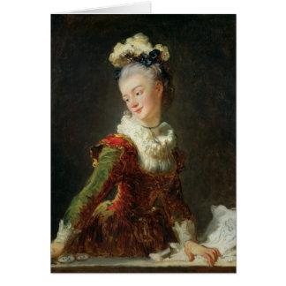 Marie-Madeleine Guimard Grußkarten