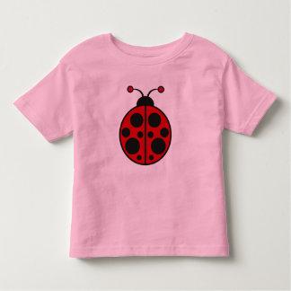 Marienkäfer 3 kleinkinder t-shirt