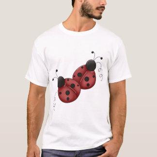 Marienkäfer-Freunde T-Shirt