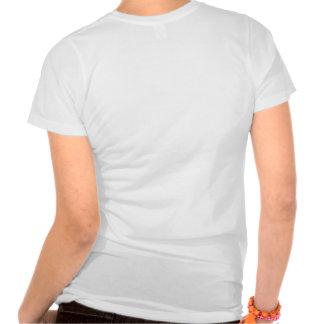 Marienkäfer-Kleeblatt-T-Stück 2 T Shirts