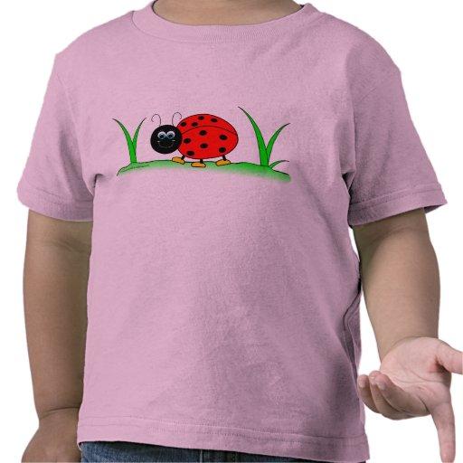 Marienkäfer-Kleinkind-T - Shirt