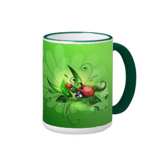 Marienkäfer-Marienkäfer-Tasse