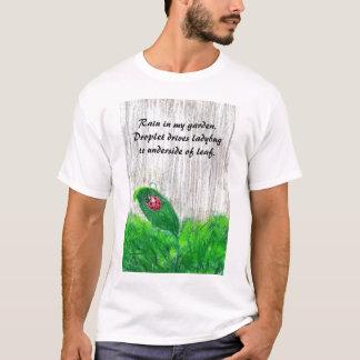 Marienkäfer-T-Stück T-Shirt