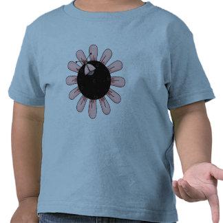 Marienkäfer und Blume Shirt