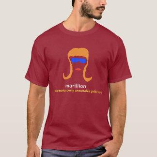 marillion: die auffallend unpassende Freundin T-Shirt
