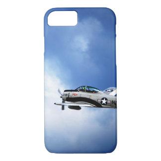 Marine-Flugzeug kaum dort iPhone 7 Fall iPhone 8/7 Hülle