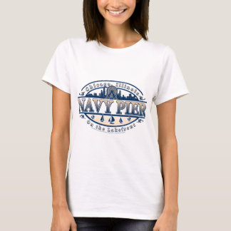 Marine-Pier Chicago T-Shirt