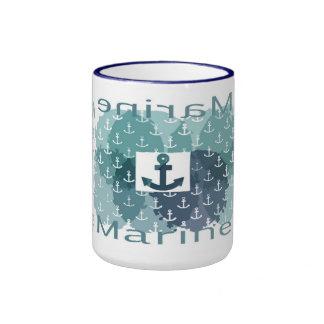 Marine Ringer Tasse