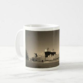 Marine-Schiffs-Tasse Kaffeetasse