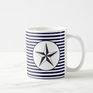 Marinestern Kaffeetasse