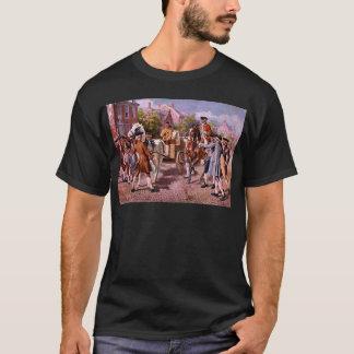 Marinus Willett, der Abbau der Arme verhindert T-Shirt