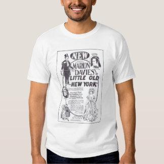 Marion Davies wenig alte New- Yorkfilmanzeige Shirts