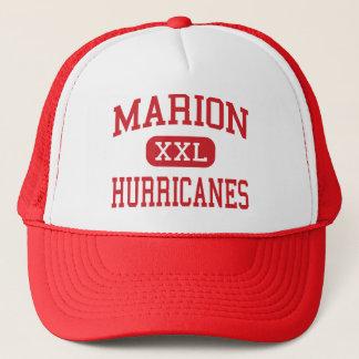 Marion - Hurrikane - hoch - Marion Virginia Truckerkappe