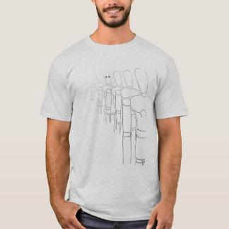Marionetten-Männer T-Shirt