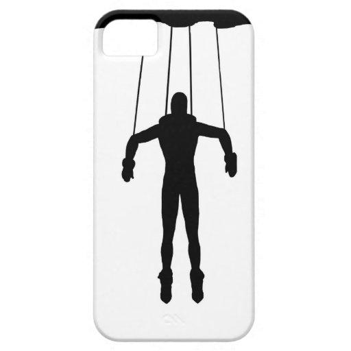 Marionetten-Marionette iPhone 5 Etuis