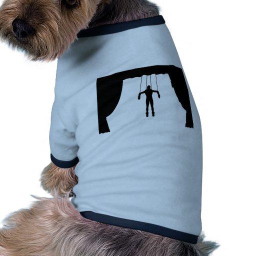 Marionetten-Marionette Hundbekleidung