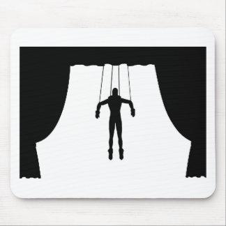 Marionetten-Marionette Mauspads