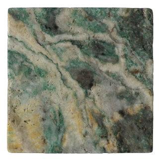 Mariposite Mineralmuster-Stein Töpfeuntersetzer