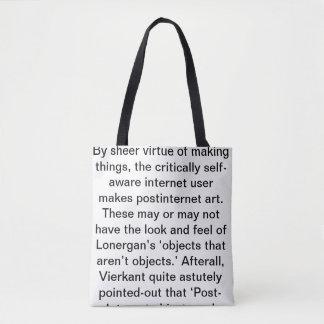 Marisa Olsen, Postinternet: Kunst nach dem Tasche