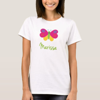 Marissa der Schmetterling T-Shirt