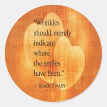 Zitate Und Mark Twain Aufkleber Zazzle De