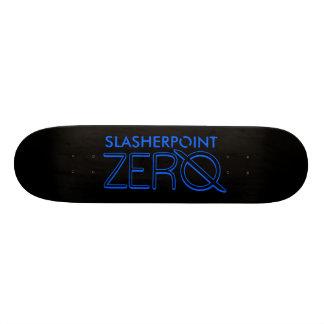 Marken-blaue u. schwarze Skateboard-Plattform SP Personalisiertes Skatedeck