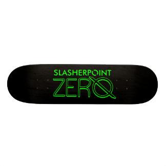 Marken-grüne u. schwarze Skateboard-Plattform SP 20,1 Cm Skateboard Deck