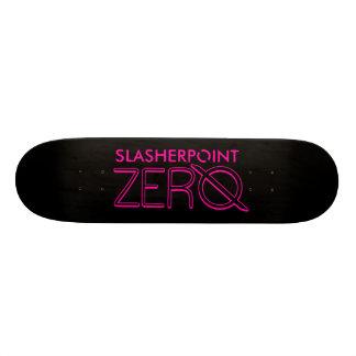 Marken-rosa u. schwarze Skateboard-Plattform SP 19,7 Cm Skateboard Deck