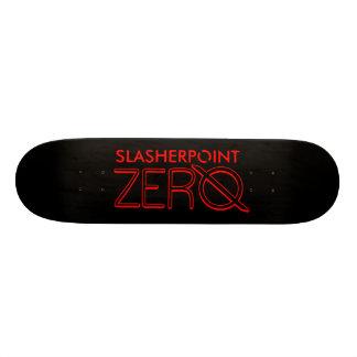 Marken-rote u. schwarze Skateboard-Plattform SP 20,1 Cm Skateboard Deck