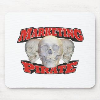 Marketings-Pirat Mauspad