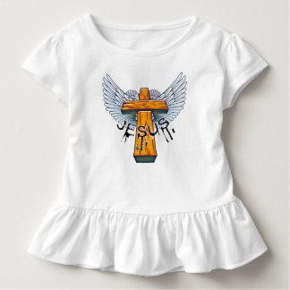 Markieren Sie 15-17 Dornenkrone auf dem Kopf Kleinkind T-shirt