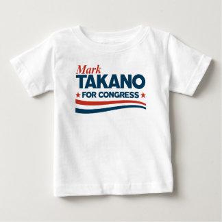 Markieren Sie Takano Baby T-shirt